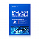 SOME BY MI Hyaluron Moisturizing Glow Luminous Ampoule Mask 15-1 от магазина MIKSON