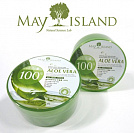 May Island Aloe Vera 100% Moisture Soothing Gel 2906 от магазина MIKSON