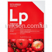 MISSHA Phytochemical Skin Supplement Sheet Mask Laycophene/Peeling Tone Up 2599 от магазина MIKSON