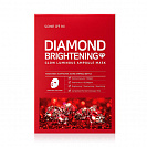 SOME BY MI Diamond Brightening Calming Glow Luminous Ampoule Mask 13-1 от магазина MIKSON